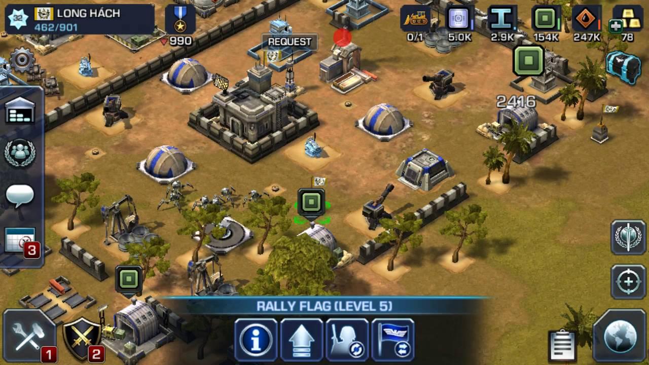 [game] empires & allies . game chiến thuật. đế chế quân sự xe tăng máy bay