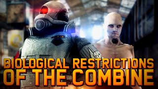 Combine Officers and Overwatch Soldiers Biology of Half Life (2) Explored | Lore, Story and History