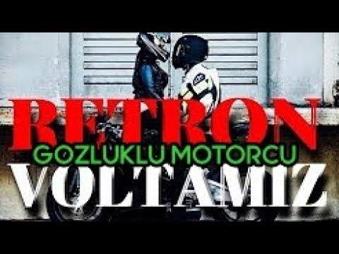 GOZLUKLU MOTORCU FT.RETRON - VOLTAMIZ