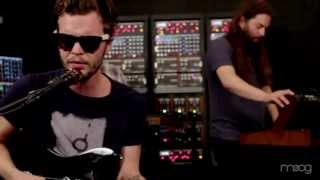 The Tallest Man On Earth | There's No Leaving Now | Moog Sound Lab
