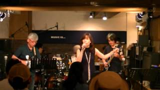 20150829今井美樹セッション サンキュー8@立川 Crazy Jam.