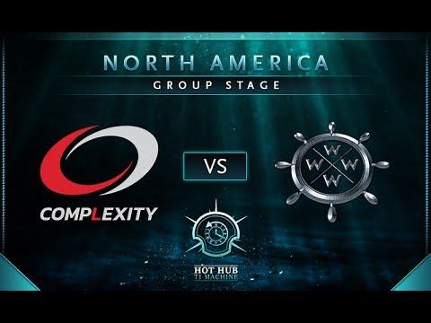 coL vs Wheel - TI7 NA Regional Qualifier