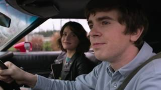 Shaun Learns How To Drive - The Good Doctor