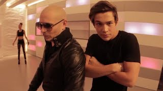 Repeat youtube video Austin Mahone - Mmm Yeah feat. Pitbull Music Video (Behind the Scenes)