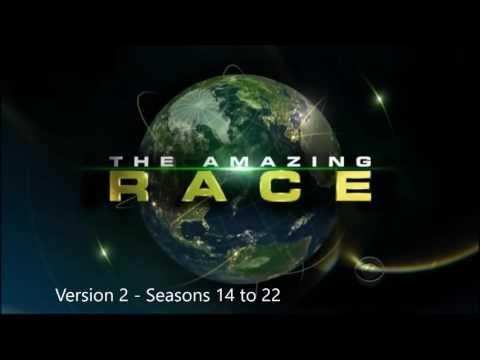 The Amazing Race Theme - All Three Versions