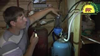 Система автономного водоснабжения - дегазатор