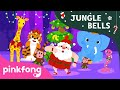 Jungle Bells | Christmas Song | Animal Song | Best Kids Songs | Pinkfong Songs for Children