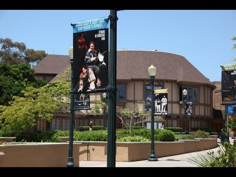 Places to see in ( San Diego - USA ) Old Globe Theatre