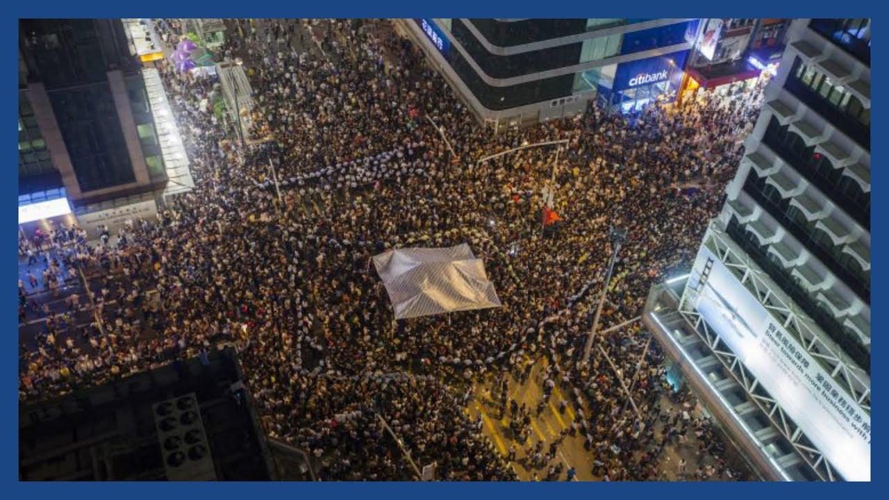 Hong Kong protest 2014: Clashe...