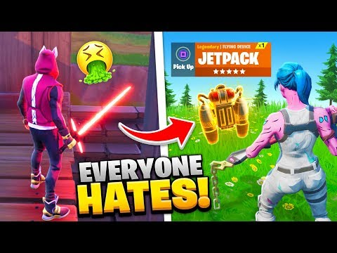 15 Most HATED Things In Fortnite History