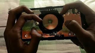 Задрот играет в 5 пальцев PUBG MOBILE