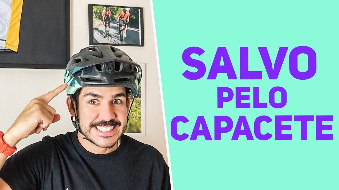 c5c31bdcd Capacete! E o quanto me salvou - Revista Ride Bike - YouTube
