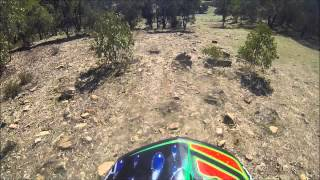 PDMBC 2015 State DH #1 golden grove course preview