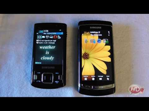 GPS test SAMSUNG OMNIA HD with ENG sub (in house - in car)