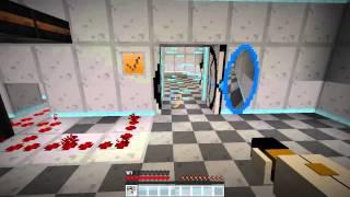 Minecraft Portal: skkf & Mandzio (cz. 1)