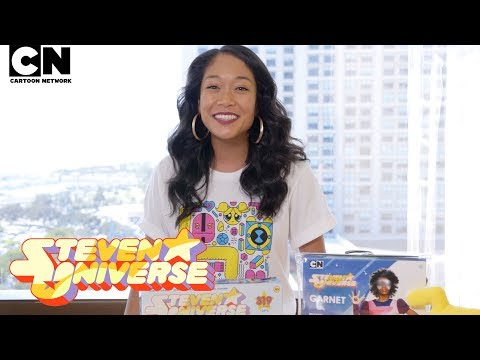 Steven Universe | Unboxing With Shelby Rabara | Cartoon Network