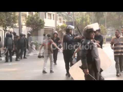 EGYPT: MUSLIM BROTHERHOOD-CLASHES W POLICE