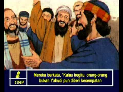 Acts 11 Indonesia Picture Bible