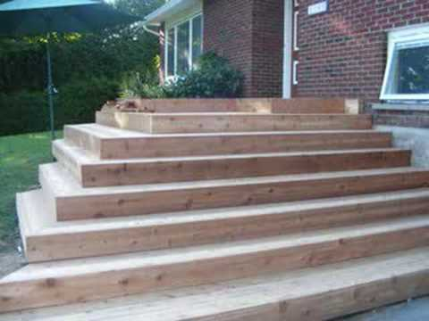 Another Front Step Deck Rebuild