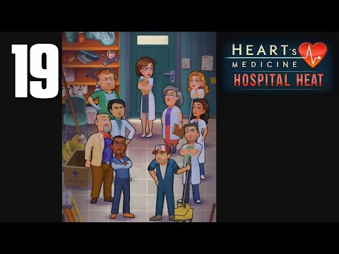 Heart's Medicine - Hospital Heat [19] Into the Ground