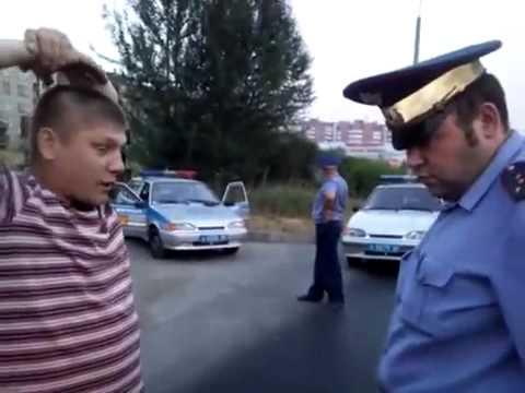 Быдло инспектор из Новоуральска