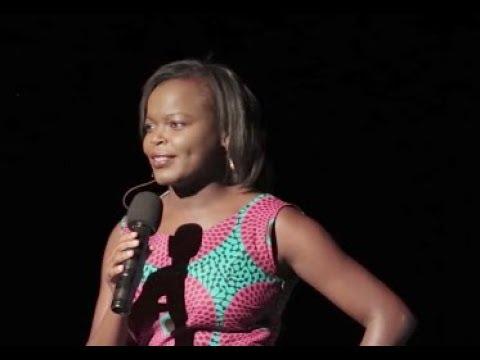 Creating one Million Creative Jobs in Africa | Dorothy Ghettuba | TEDxLavingtonWomen