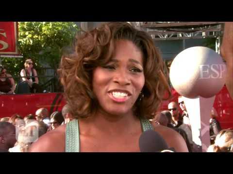 Serena Williams Hints She's Pregnant!