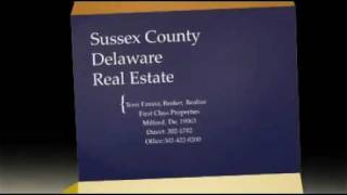 Sussex County Delaware Real Estate