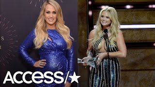 Carrie Underwood, Miranda Lambert & More Stun In Fab Fashion At CMT Artists Of The Year | Access