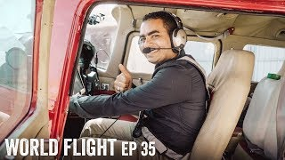 WE HAVE A NEW PILOT? - World Flight Episode 35