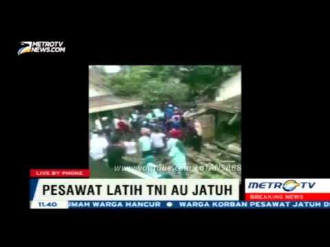 Image Result For Pesawat Jatuh Di Karawang