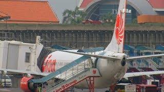 Pilot from previous Lion Air flight sent alert about plane