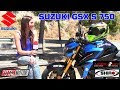 Suzuki GSX - S 750 | Prueba / Test / Review en español | Total Motor TV