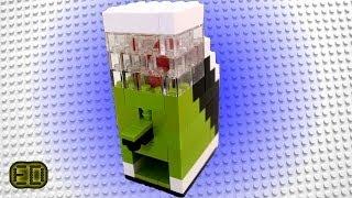 Mini Lego Candy Dispenser + Tutorial