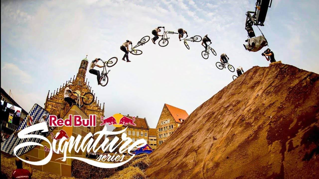 Red Bull Signature Series - District Ride FULL TV EPISODE
