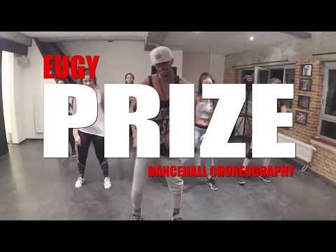 EUGY - PRIZE - DANCEHALL CLASS - Shady Squad Choreography 2017