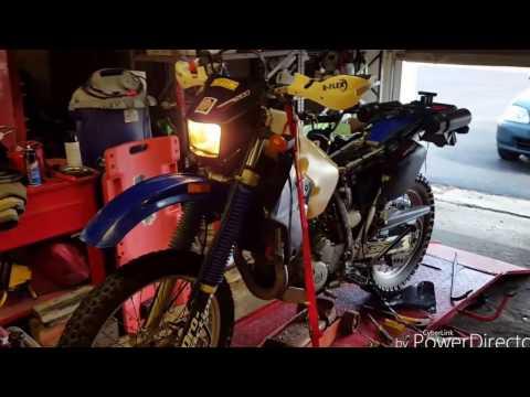 SUZUKI DRZ400 CARBURETOR REBUILD - YouTube