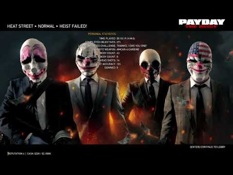 Payday The Heist Heat Street - This is Insane  