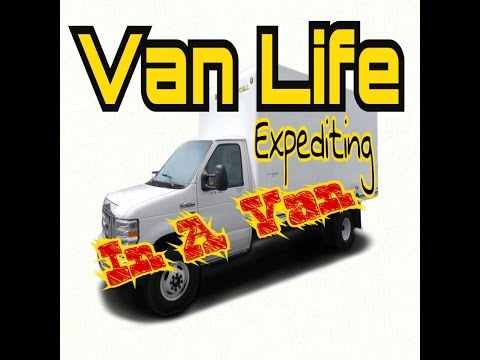 Van Life different types of expedite vans