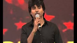 Mirchi music awards south - Sivakarthikeyan - Youth icon