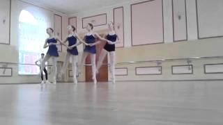 """""""Танец Маленьких Лебедей"""""""