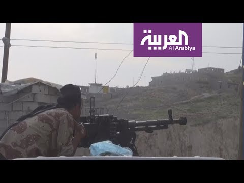 شاهد تقدم القوات اليمنية شرق تعز  - نشر قبل 1 ساعة