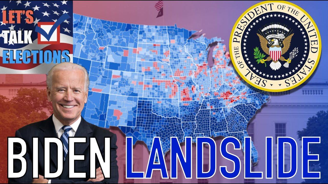 What a Joe Biden Landslide Would Look Like