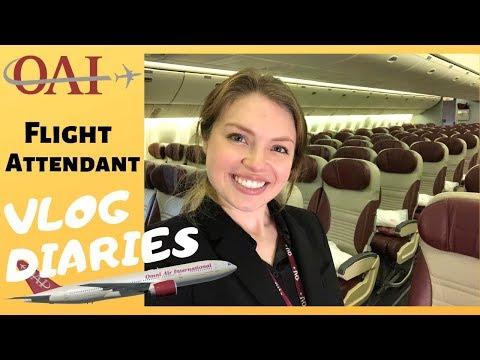 Flight Attendant Training Vlog Diaries