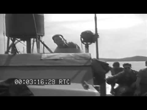 PT Boats In Action WW2: Sink Japanese Barges Off New Guinea, 1943 (PT-152) full