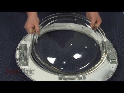 Dryer Door Glass Replacement