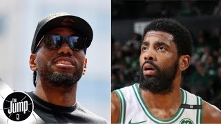 Kawhi and Kyrie are the only max free agents the Lakers should target - Matt Barnes | The Jump