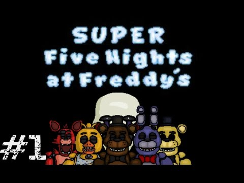 Super Five Nights at Freddy's | Kenai de partea animatronilor [Ep.1]