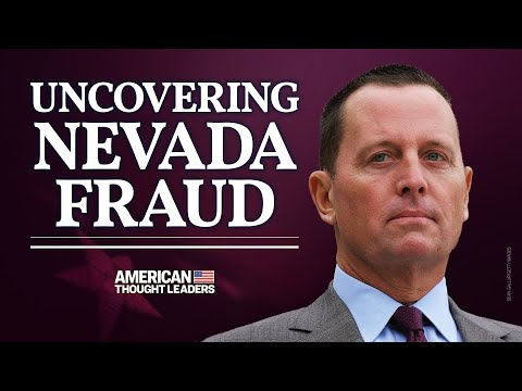 Richard Grenell: Election Fraud, Nevada Voting Machines & Trump's 'America First' Diplomatic Success