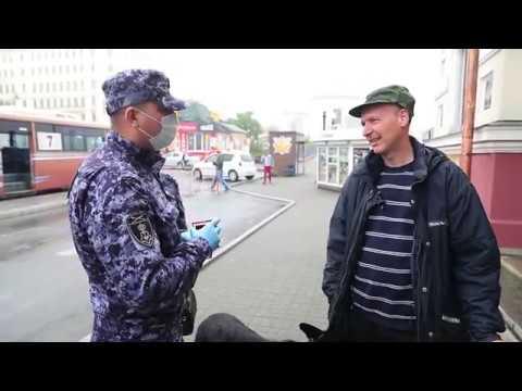 Рейды по соблюдению режима повышенной готовности продолжаются во Владивостоке